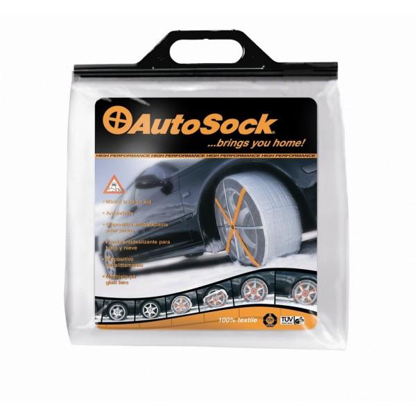 chaussettes neige autosock 645 pour pneu 205 55 16. Black Bedroom Furniture Sets. Home Design Ideas