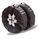 Housse rangement de pneu x2