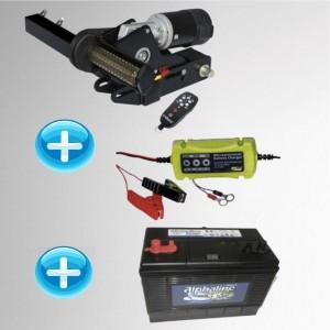 Pack Deplace caravane Enduro Mover Eco Em203 avec Batterie et chargeur