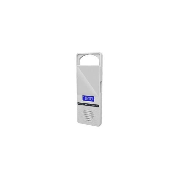 Horloge de salle de bain cool pour salle de bain en ligne for Radio etanche pour salle de bain