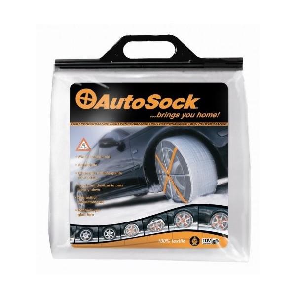 chaussettes neige autosock 540 pour pneu 195 55 13. Black Bedroom Furniture Sets. Home Design Ideas