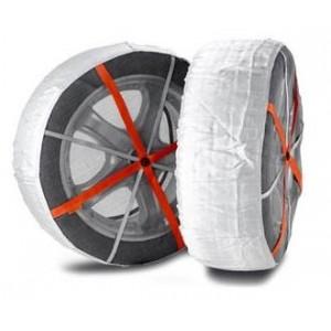 chaussettes neige autosock 540 pour pneu 165 65 13. Black Bedroom Furniture Sets. Home Design Ideas