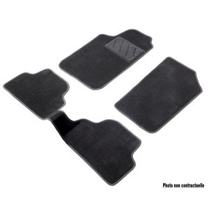 Tapis Auto Bmw X1 E84 3 pieces