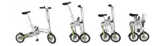 Vélo pliant et vélo électrique